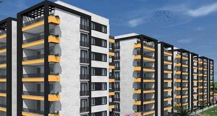 Park Lotus Evleri Projesinde 200 Bin Liraya Daireler
