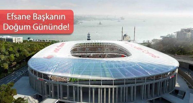 Vodafone Arena Açılış Tarihi Açıklandı