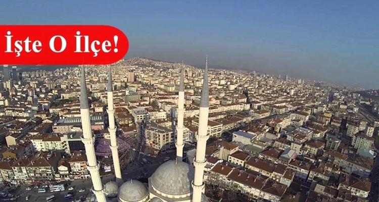 Evini Taşıyanlar İstanbul'un En Çok Bu İlçesini Tercih Etti