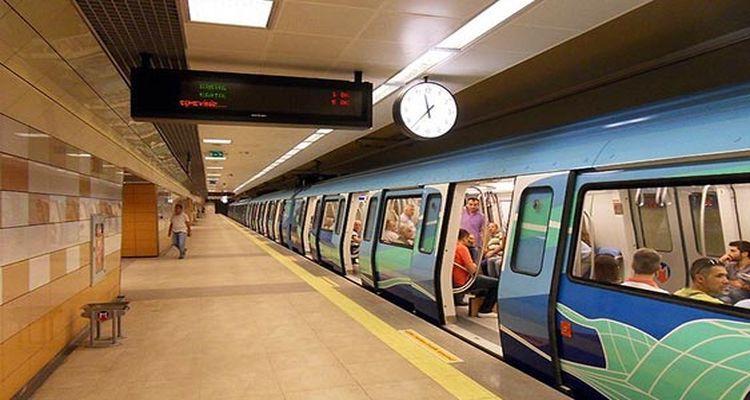 Kaynarca Pendik Tuzla Metro Hattı Başlıyor