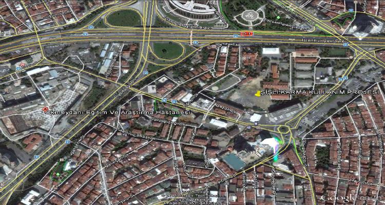 Bulgar Vakfı Şişli Arazisinde Rezidans ve Otel Yükselecek