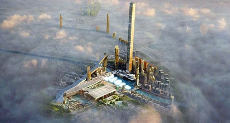 Dünyanın En Uzun İkinci Gökdeleni: Dubai One Tower
