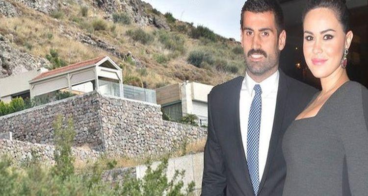 Fenerbahçeli Volkan Demirel'in Bodrum'daki Yeni Kalesi