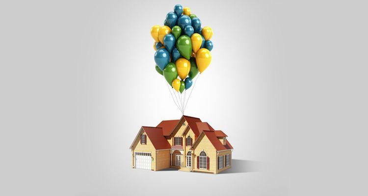 Konut Balonu Yok Bölgesel Risk Var!