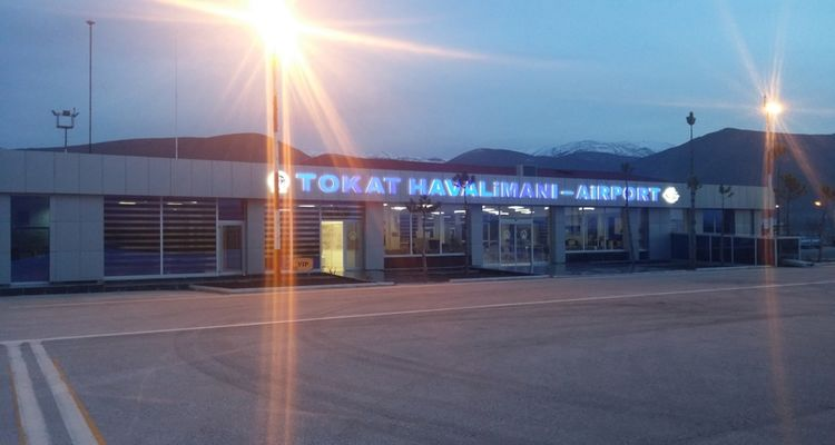 Tokat Yeni Havalimanı'nda Kamulaştırma Çalışmaları Başladı!