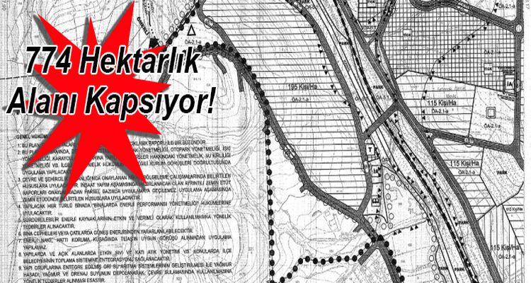 Başakşehir Özel Proje Alanı İmar Planı Askıya Çıktı!