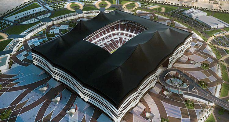 Al Bayt Stadyumu 2022 Dünya Kupası'na Hazırlanıyor