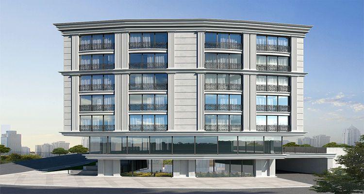 Elysium Apartments Bostancı'da 390 Bin TL'ye 2+1