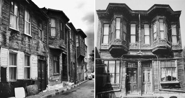 İstanbul'un Unutulan Ahşap Binaları