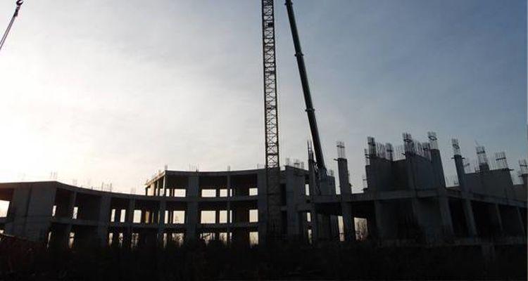 Çarşamba Devlet Hastanesi'nin İnşaatı Yeniden Başladı