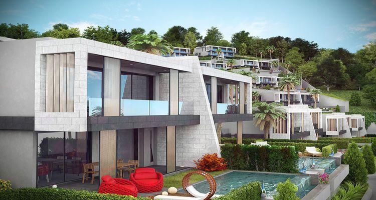 Elysium Miramar Bodrum Fiyatları 561 bin 800 Euro'dan Başlıyor