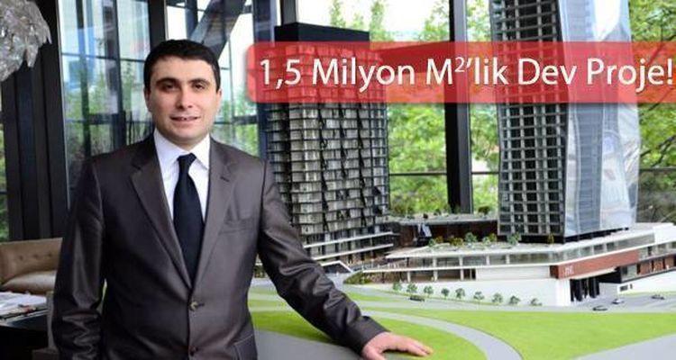 Pasifik Ankara'nın Ortasına Yeni Bir Kent Kurmaya Hazırlanıyor