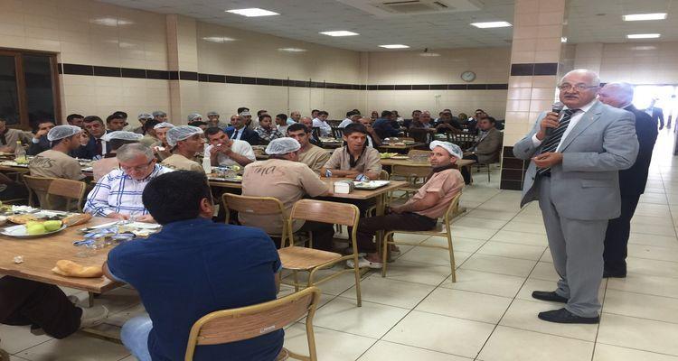 Gaziantep OSB İşçilerine 50 Bin Konut Müjdesi!