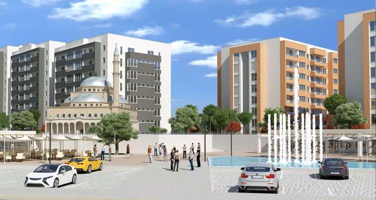 Toki'den Ankara Sincan Saraycık'a 966 Konutluk Proje