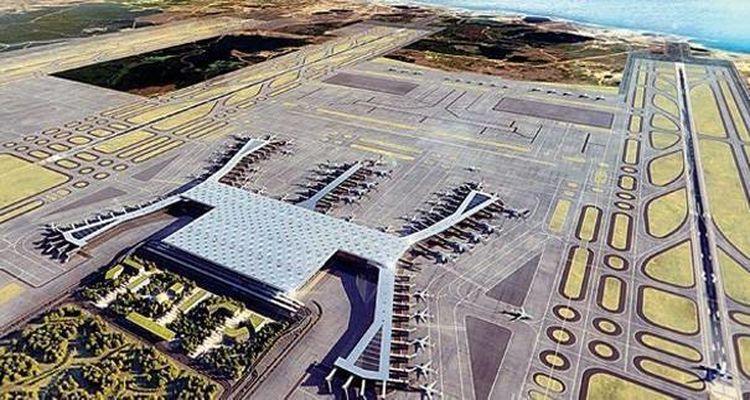 3. Havalimanı'nın Kulesi İçin Dünya Devleri Yarışıyor