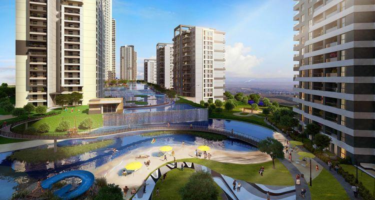 Sinpaş Eymir Panorama Projesinde Hiç Peşinatsız 330 Bin 700 TL