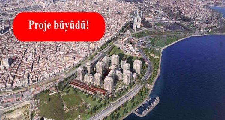 Büyükyalı İstanbul Projesine Ruhsat Çıktı