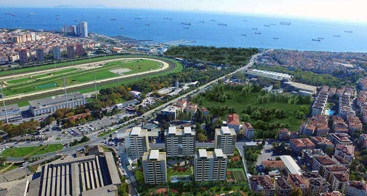 Bakırköy City Daire Fiyatları 1 Milyon 386 Bin TL'den Başlıyor