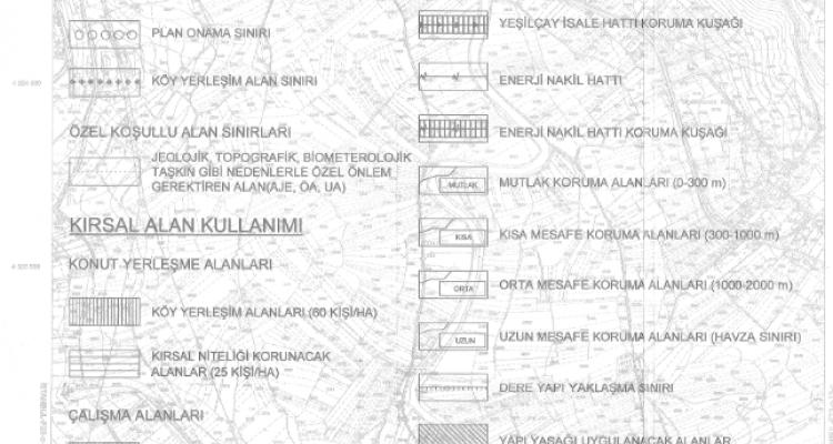 Şile Darlık Kabakoz İsaköy Havzası İmar Planı Askıda