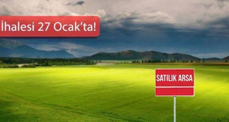 Gaziantep Büyükşehir Belediyesi'nden Şehitkamil'de Satılık Arsa
