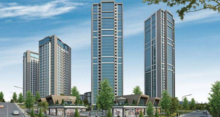 Metropark Towers Projesi Kasım 2015'te Teslim!
