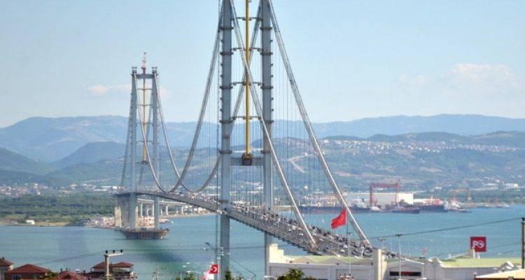 Osmangazi Köprüsü'nden 5 Günde...