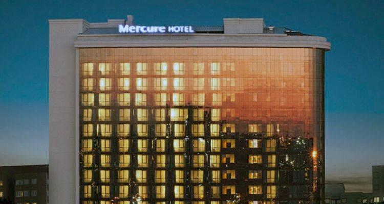 Mercure Istanbul Topkapı Hotel'e 2 Ödül Birden!