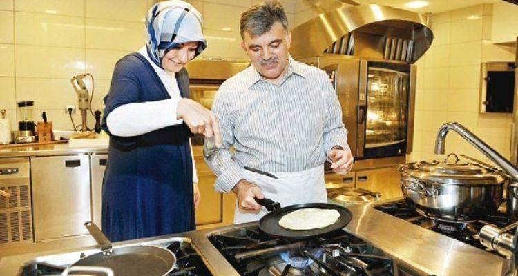 İşte Abdullah Gül'ün 'Muhtemelen' Yaşayacağı Lüks Villa