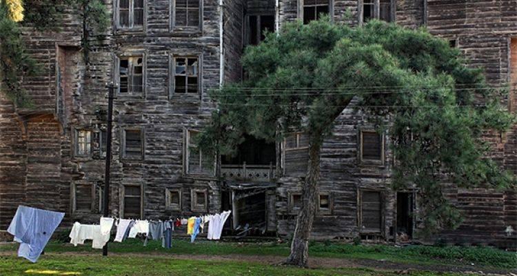 Tarihi Yarımada İstanbul'un 'Hayalet Binaları'