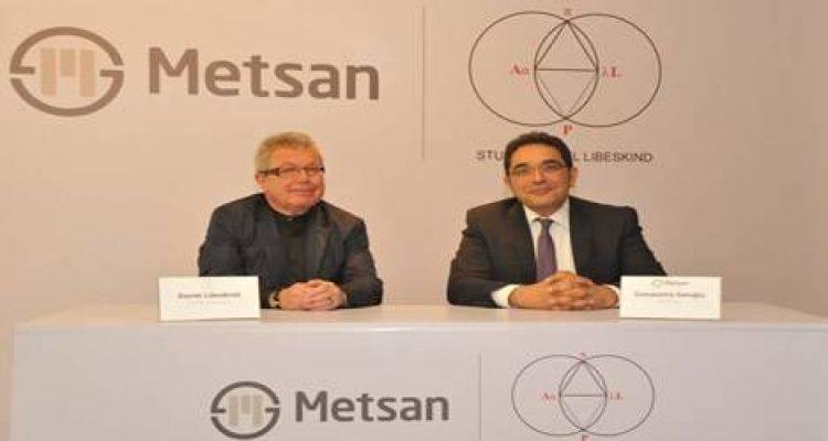 Metsan İnşaat 55. Yaşını Dünyaca Ünlü Mimar İle Kutladı