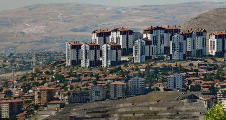 TOKİ Ankara'da 1219 Konut Yaptıracak