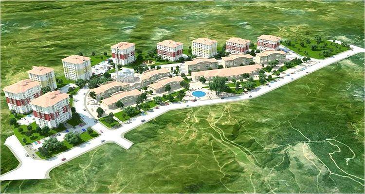 Yozgat Eski Sanayi Sitesi Kentsel Dönüşüm İhalesi 7 Aralık'ta!