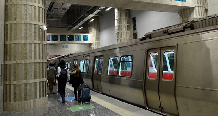 İstanbul'da 2 Yeni Metro Hattı İçin Düğmeye Basıldı