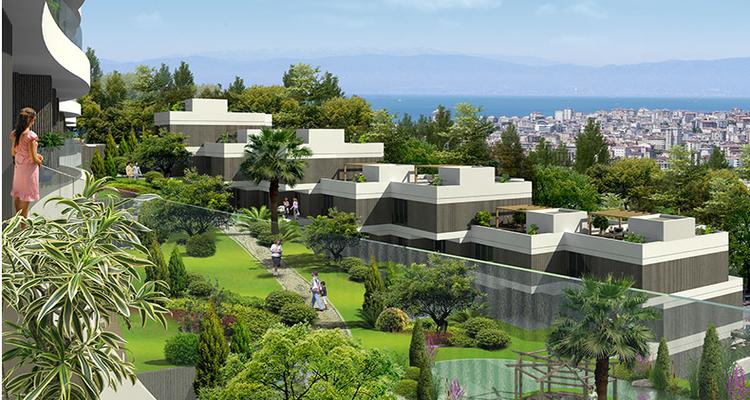 Panorama Hill Kurtköy Satışta