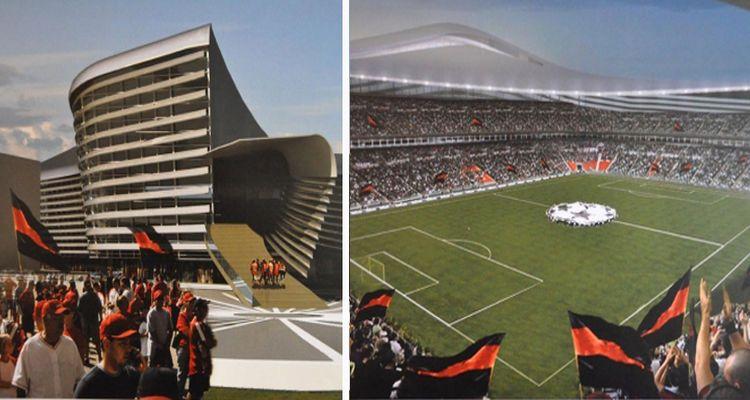 Gaziantepspor'un Yeni Mabedi : Kamil Ocak Arena