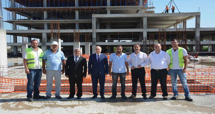 Kurt ve Balak'tan Adana'ya İş Merkezi!