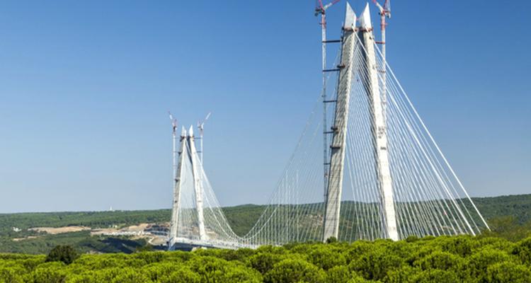 3. Köprü Demiryolu Hattı Güzergahı Belli Oldu