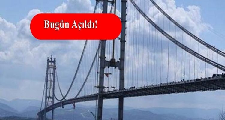 Osmangazi Köprüsü Geçiş Ücreti Ne Kadar Olacak?