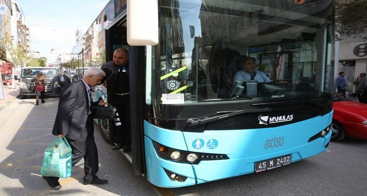 Bedava Yolcu Taşıyan Otobüse Devlet Desteği