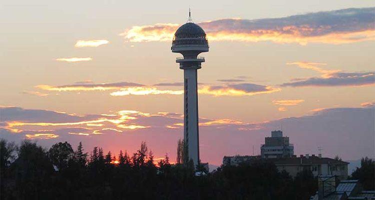 Ankara Atakule'de Değişim Başlıyor