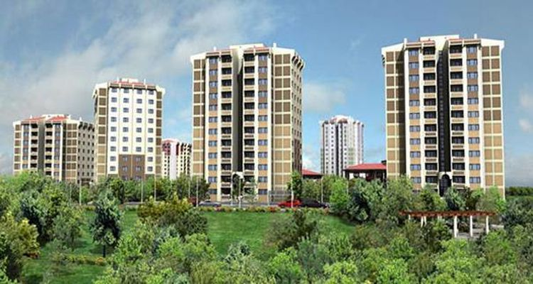 TOKİ'den Konya'ya 405 Yeni Konut