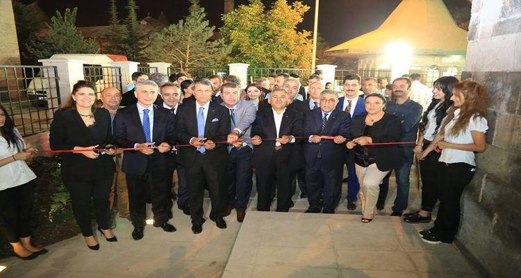 Kayseri Mimarlar Odası'nın Yeni Hizmet Binası Açıldı!