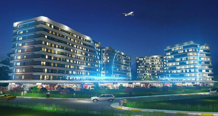 Ayport Residence'ta Daireler 270 Bin Lira