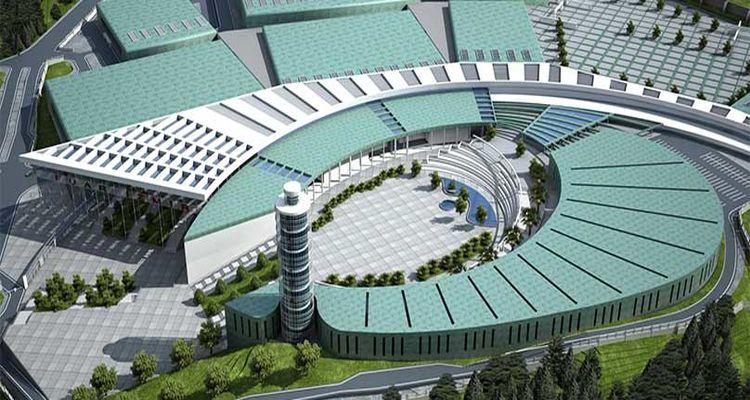 İzmir Yeni Fuar Alanı'nda Çalışmalar Yeniden Başladı