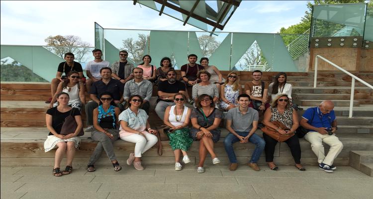 Ytong Mimari Fikir Yarışmasını Kazananlar Marsilya'ya Gidiyor!