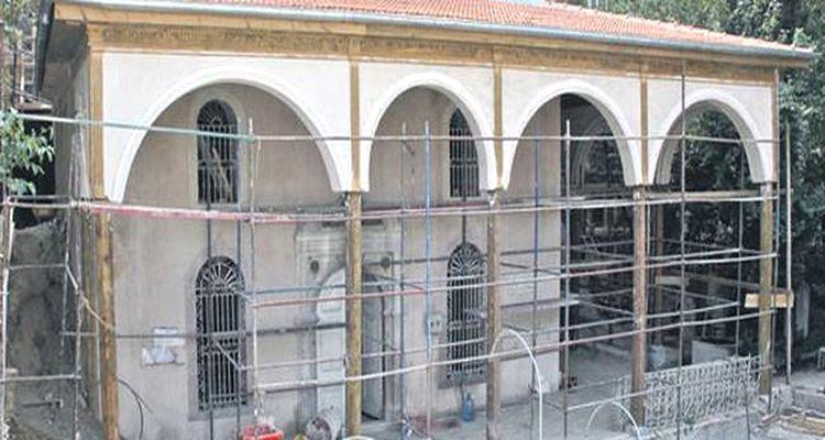 İzmir Aliağa Camii'nin Restorasyonu 2016'da Tamamlanacak!