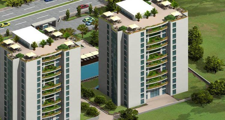 Casa Towers'ta Hemen Teslim Daireler 300 Bin Lira!