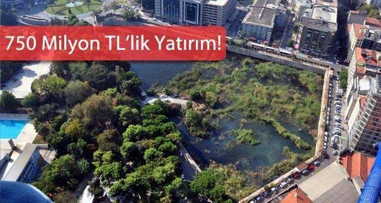 İzmir'in Utanç Çukuru Satıldı