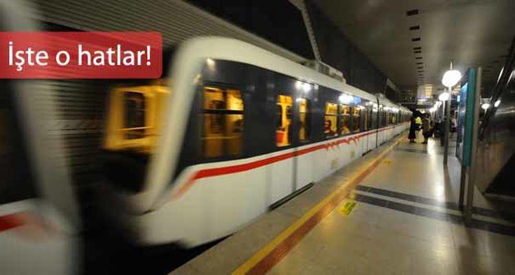 İstanbul'da 2 Yeni Metro Hattı İhaleye Çıkıyor