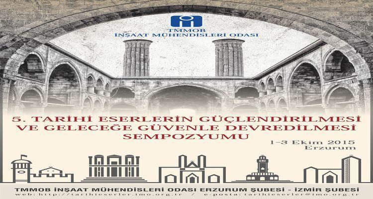 İMO Erzurum Tarihine Ve Eserlerine Sahip Çıkıyor!